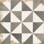 ANTIQUE TRIANGLE gres - wymiar 33/33 cm